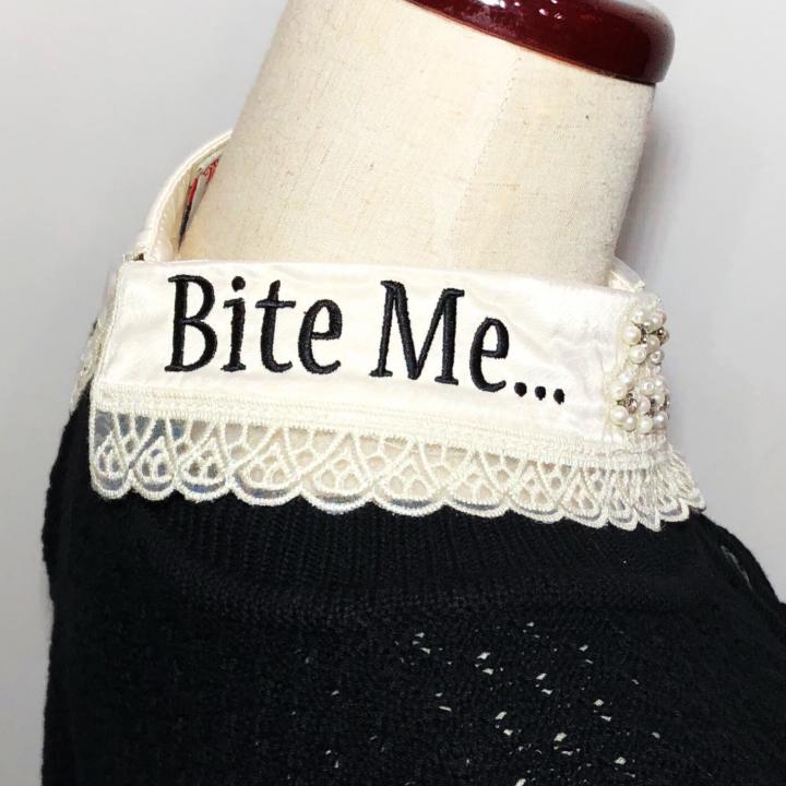 BITE ME – DETACHABLE COLLARの商品画像3