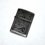 WEIRDOLIGHT RANCH ZIPPO / SILVERの商品画像