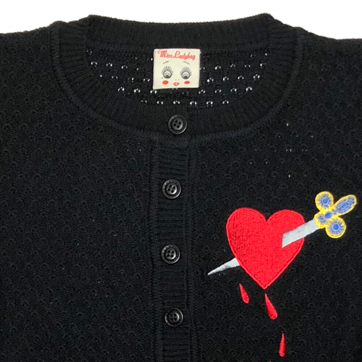 DAGGER HEART – CARDIGANの商品画像3