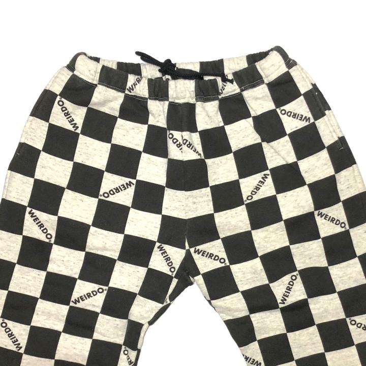 79 CHECKER – SWEAT PANTSの商品画像4