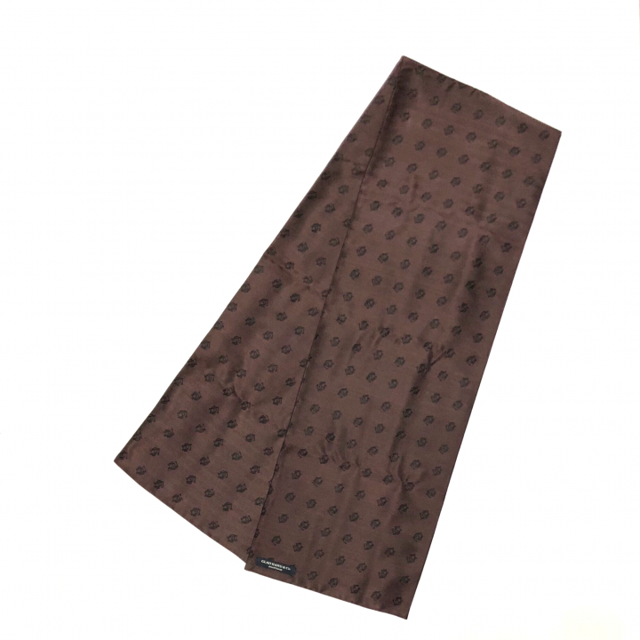FAMILY CREST STOLE / LONG / BROWNの商品画像1