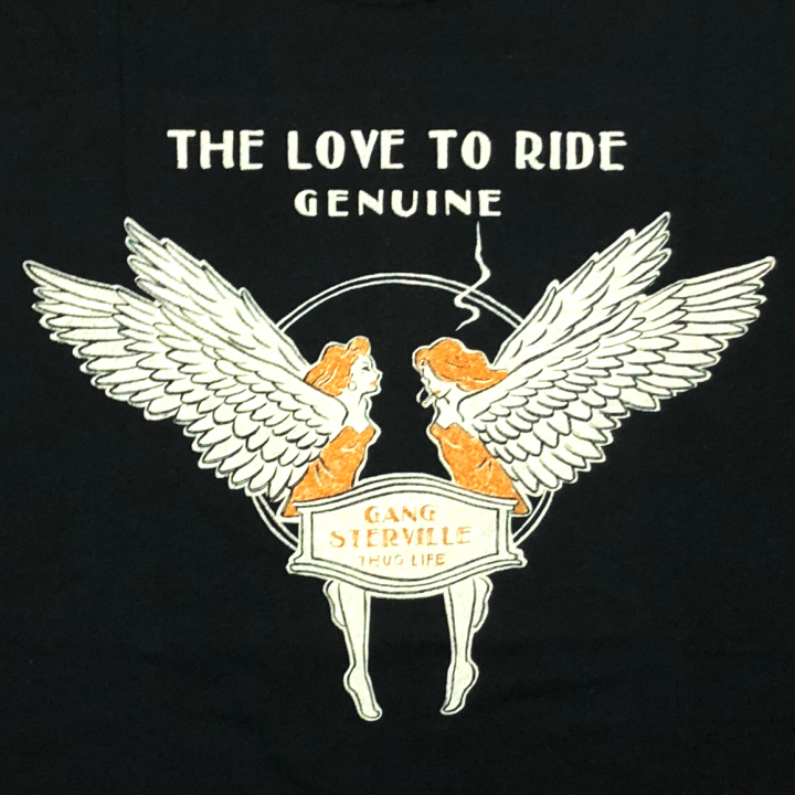 LOVE TO RIDE – COACHES JACKETの商品画像5