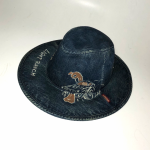 WEIRDOLIGHT RANCH DENIM HATの商品画像