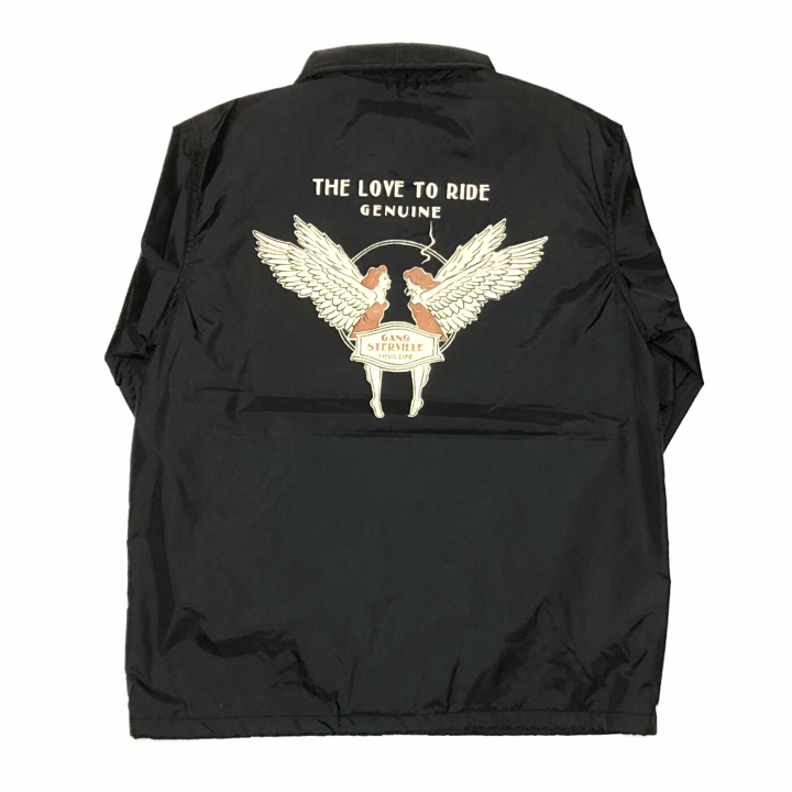 LOVE TO RIDE – COACHES JACKETの商品画像2