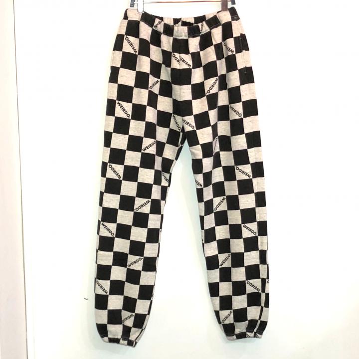 79 CHECKER – SWEAT PANTSの商品画像1