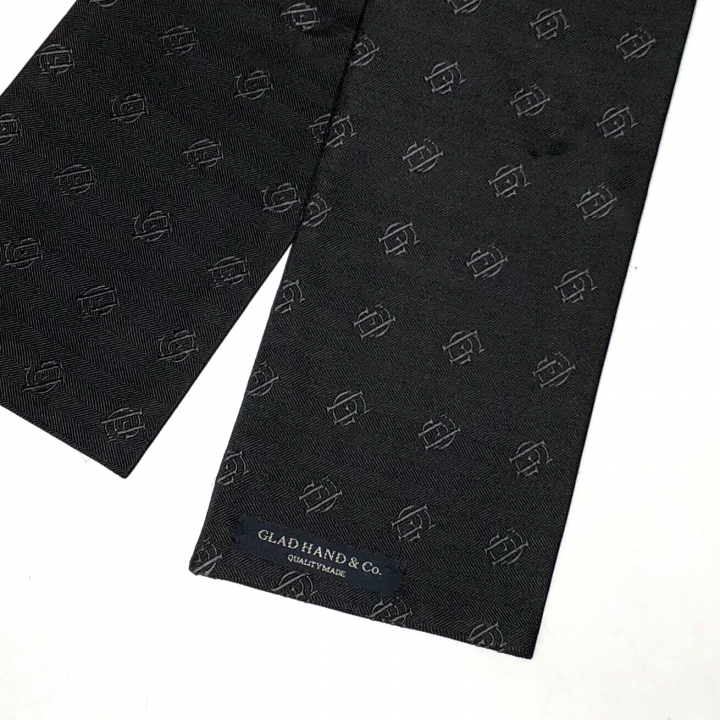 FAMILY CREST STOLE / SHORT / BLACKの商品画像2