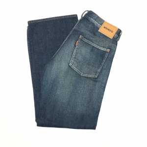 WEIRDOLIGHT RANCH DENIM PANTS / INDIGO VINTAGE FINISHの商品画像