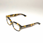"J – IMMY – GLASSES ""ORNAMENT"" / GOLD YELLOW AMBERの商品画像"