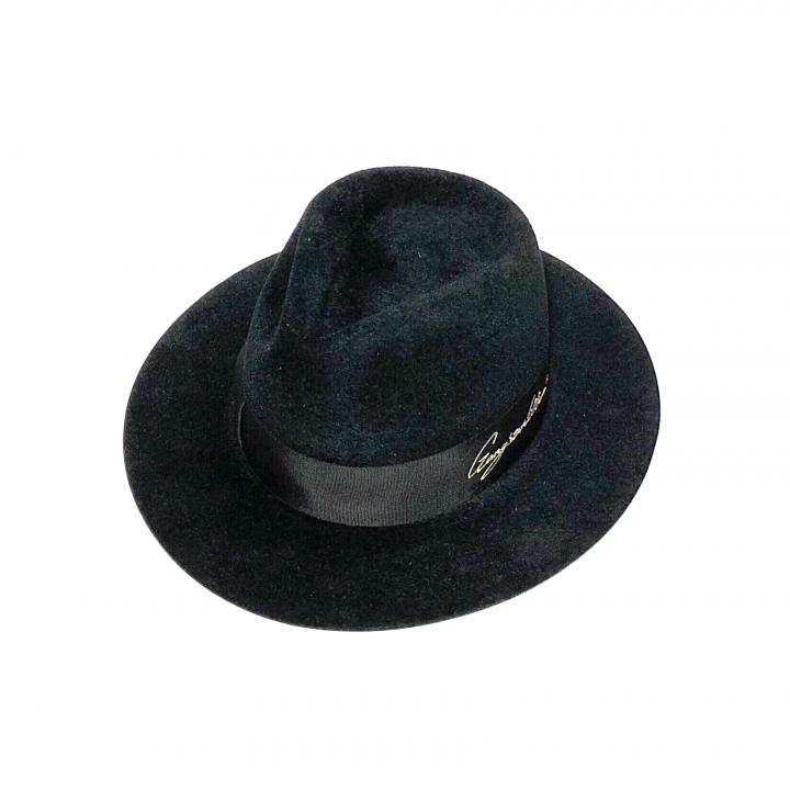 SMUGGLER – RABBIT HAT / BLACKの商品画像1