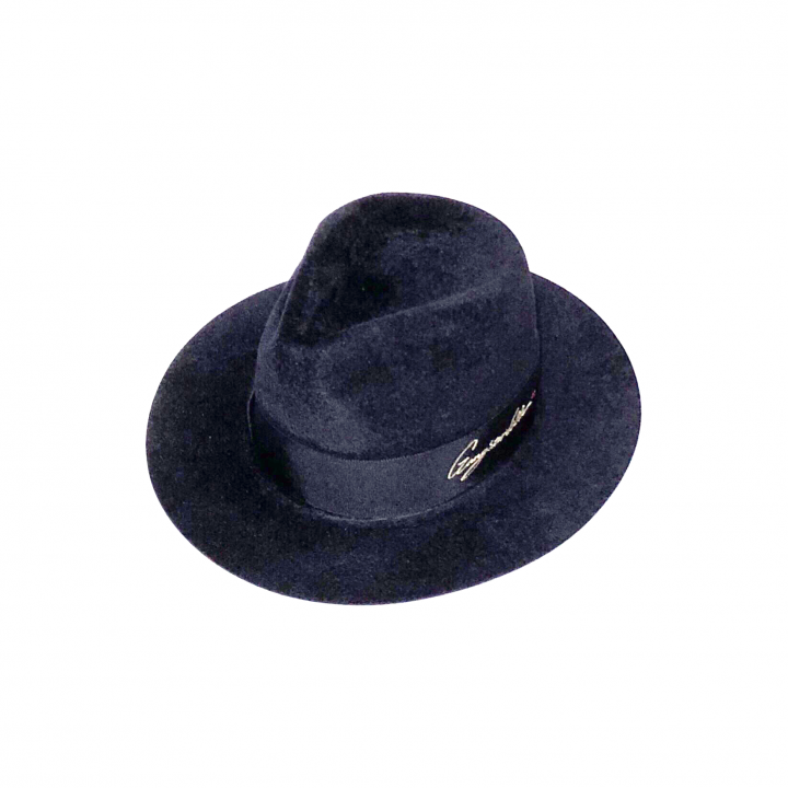 SMUGGLER – RABBIT HAT / NAVYの商品画像1