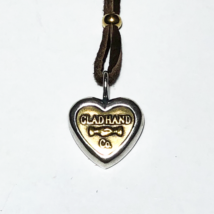 BUTTON CHARM / HEART SMALLの商品画像1