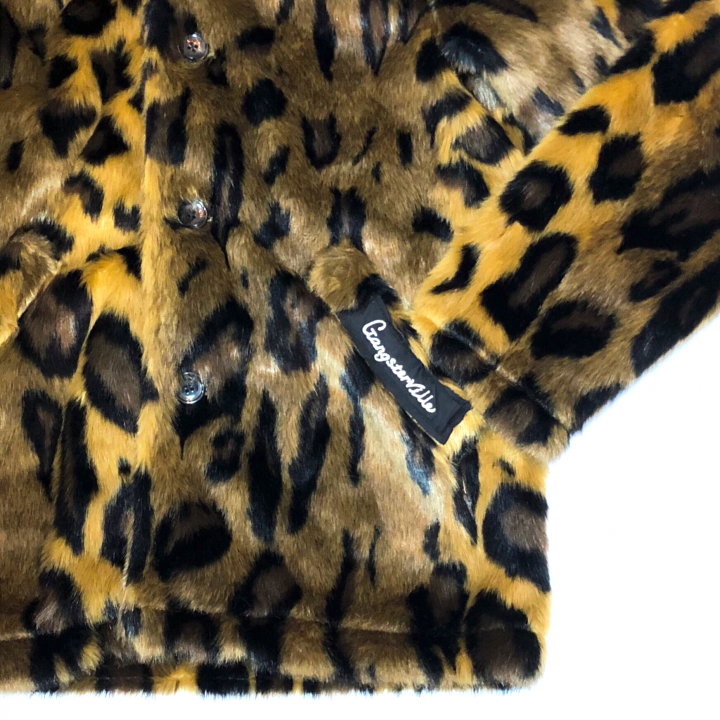 RISE ABOVE – FUR HOODIE / LEOPARDの商品画像4