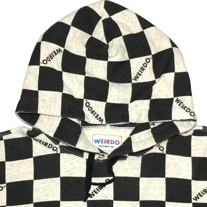 79CHECKER -SWEAT HOODIEの商品画像3