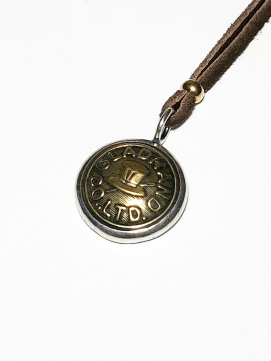 BUTTON CHARM / HAT LARGEの商品画像2