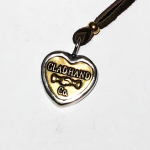 BUTTON CHARM / HEART LARGEの商品画像