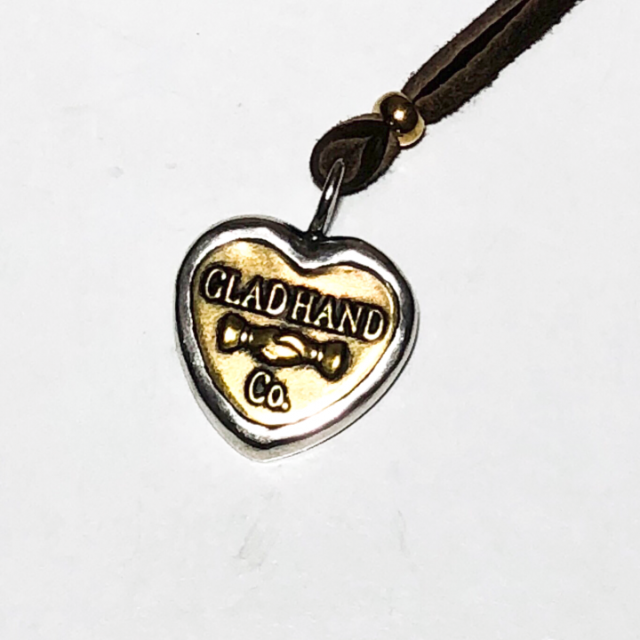 BUTTON CHARM / HEART LARGEの商品画像1
