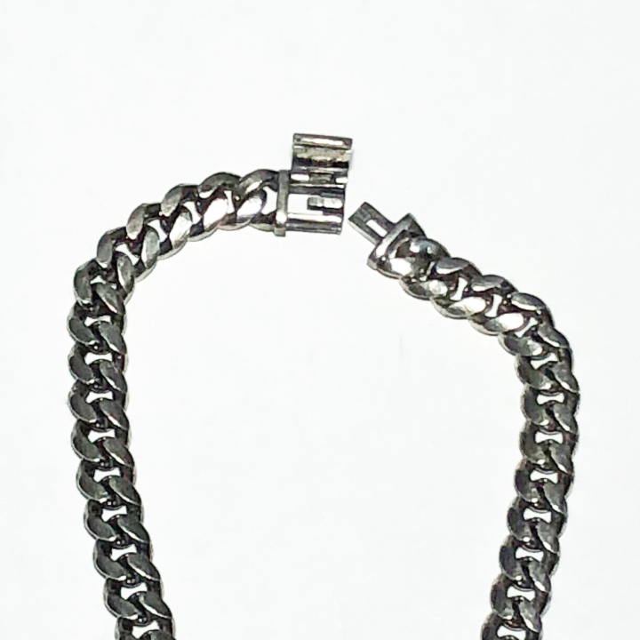 NARROW CHAIN BRACELET / SILVER 925の商品画像3