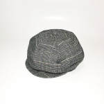 GROWN UP – CHECK CASQUETTE / BLACKの商品画像
