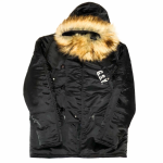 THUG – N3B JACKET / BLACKの商品画像