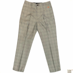 QUEEN OF THE NIGHT CLUBS – CHECK PANTS / GRAYの商品画像