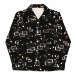 ATOMIC WEIRDO – L/S SHIRTS / BLACKの商品画像