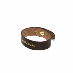 LEATHER BRACELET / BROWNの商品画像