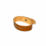 LEATHER BRACELET / CAMELの商品画像