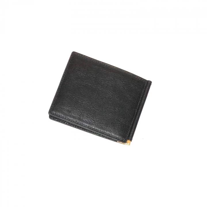 MONEY CLIP WALLET / BLACKの商品画像3