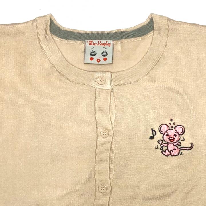 PINK ELEPHANT – CARDIGANの商品画像3