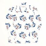 WOLF BAIT – L/S SHIRTS / WHITEの商品画像
