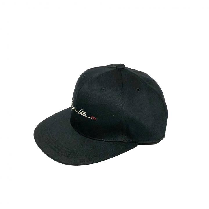 KISSING – CAP / BLACKの商品画像3