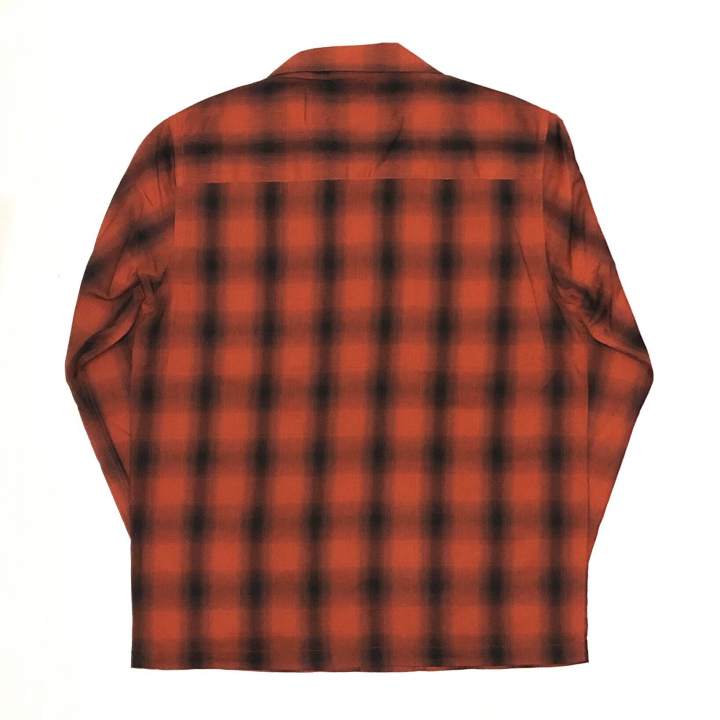 JACK – L/S CHECK SHIRTS / REDの商品画像2