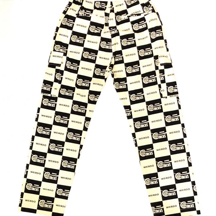 RINGING – CARGO PANTS / BLACKの商品画像2