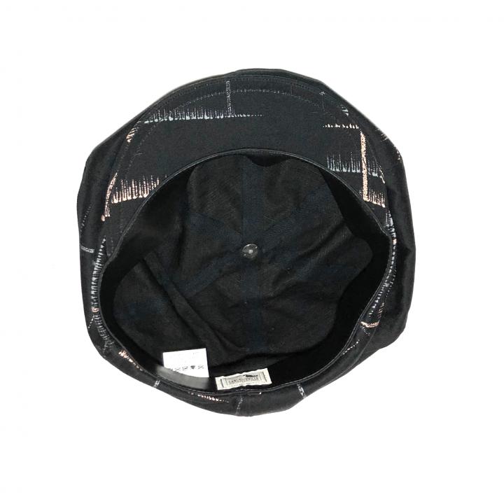MEMPHIS – CASQUETTE / BLACKの商品画像5