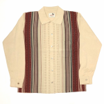 BOULEVARD – L/S CHECK SHIRTS / IVORYの商品画像