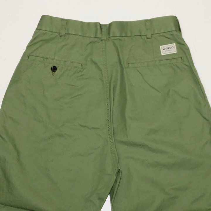 W & L UP – TACK PANTS / GREENの商品画像5