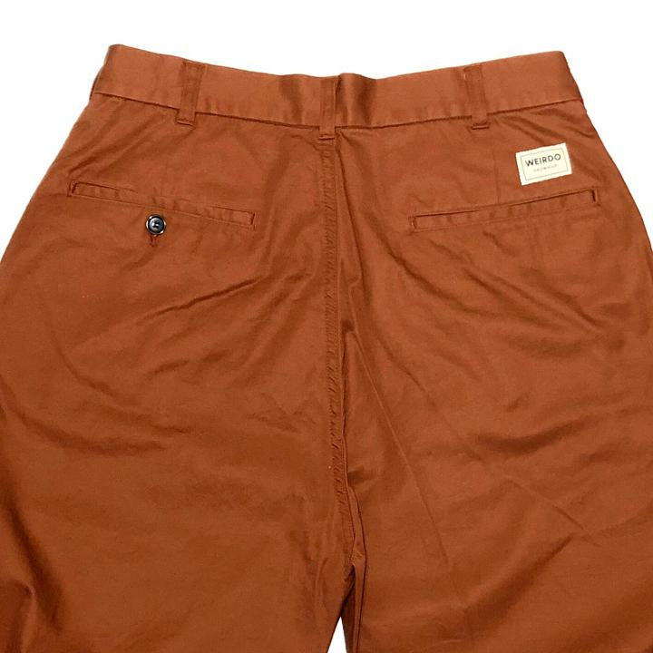 W & L UP – TACK PANTS / ORANGEの商品画像5