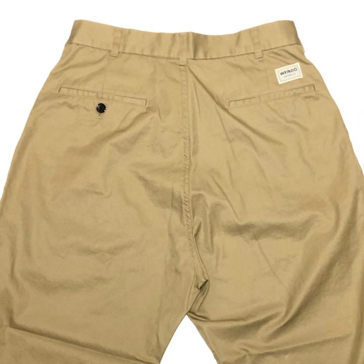 W & L UP – TACK PANTS / BEIGEの商品画像5