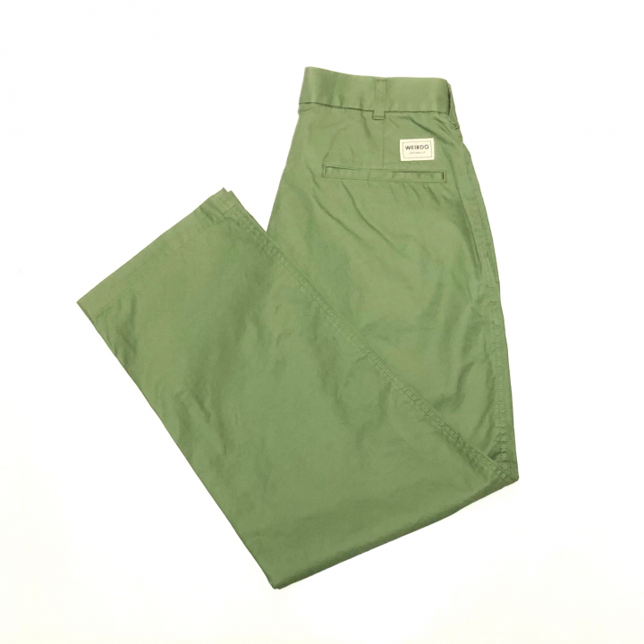 W & L UP – TACK PANTS / GREENの商品画像3