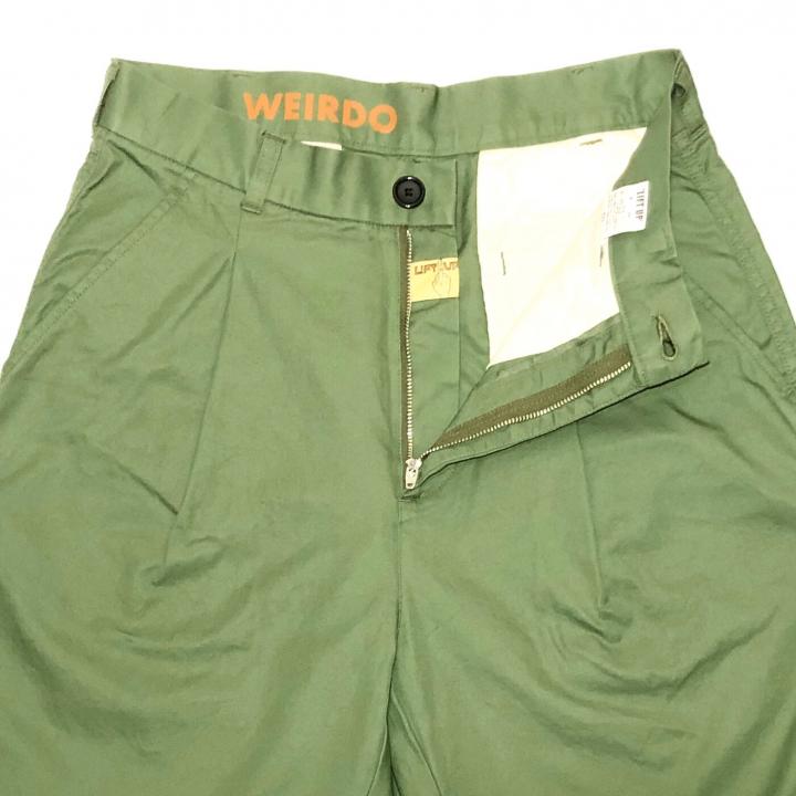W & L UP – TACK PANTS / GREENの商品画像4