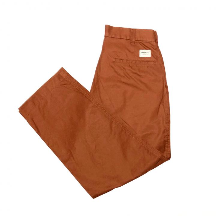 W & L UP – TACK PANTS / ORANGEの商品画像3