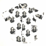 QUEEN OF THE NIGHT CLUBS – S/S SHIRTS / WHITEの商品画像