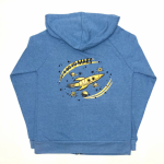 LET'S GO TO MARS – ZIP UP HOODIEの商品画像