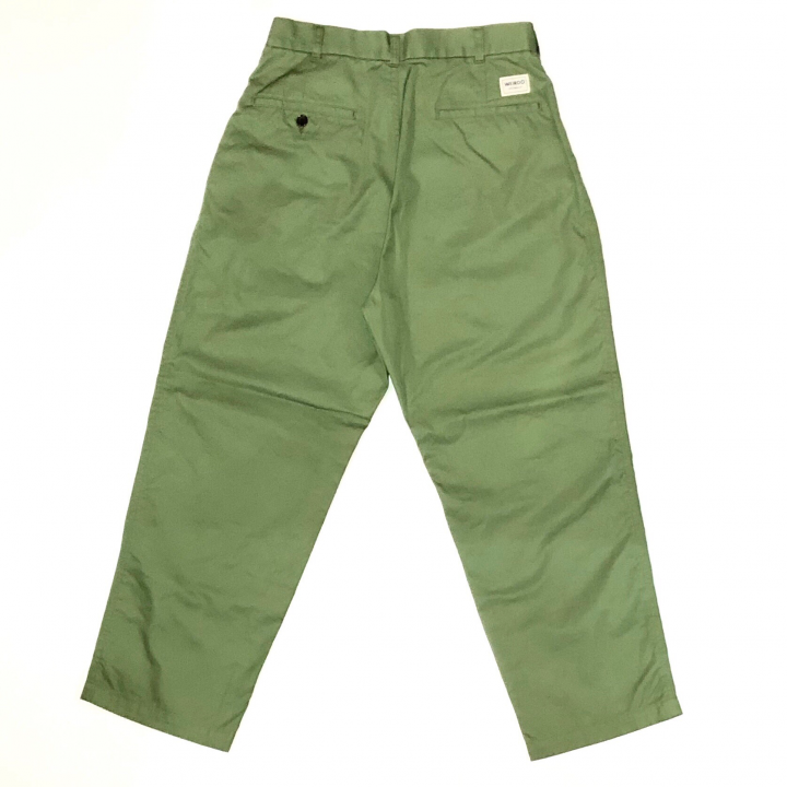 W & L UP – TACK PANTS / GREENの商品画像2