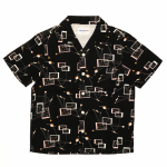 ATOMIC WEIRDO – S/S SHIRTS / BLACKの商品画像