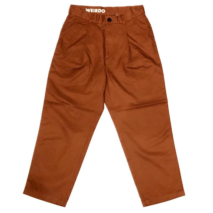 W & L UP – TACK PANTS / ORANGEの商品画像1