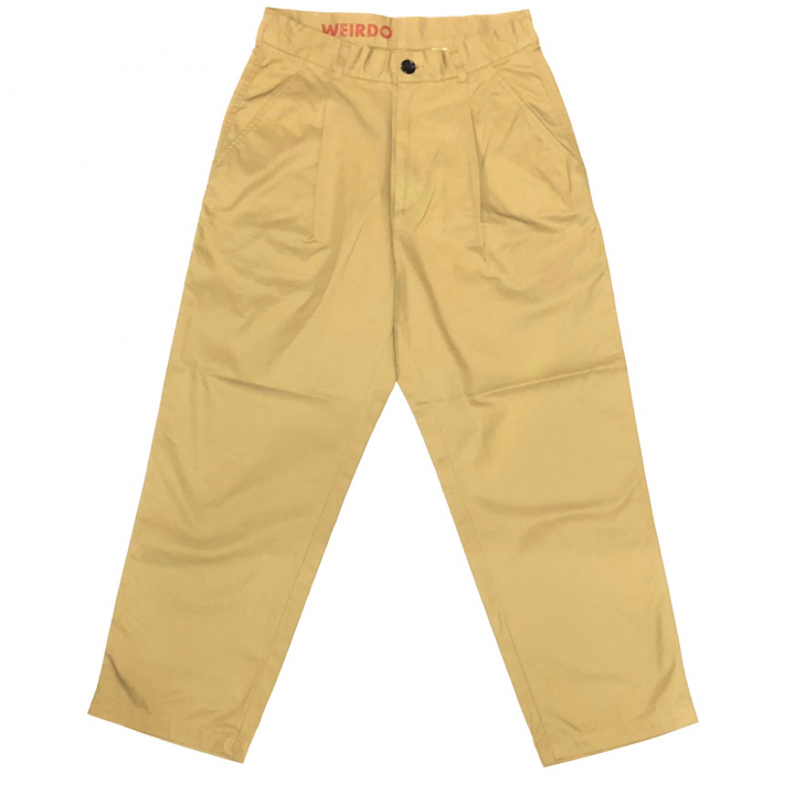 W & L UP – TACK PANTS / BEIGEの商品画像1