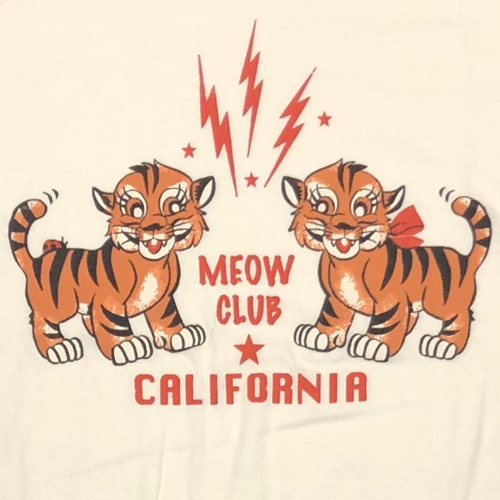 MEOW CLUB – RINGER T – SHIRTSの商品画像4
