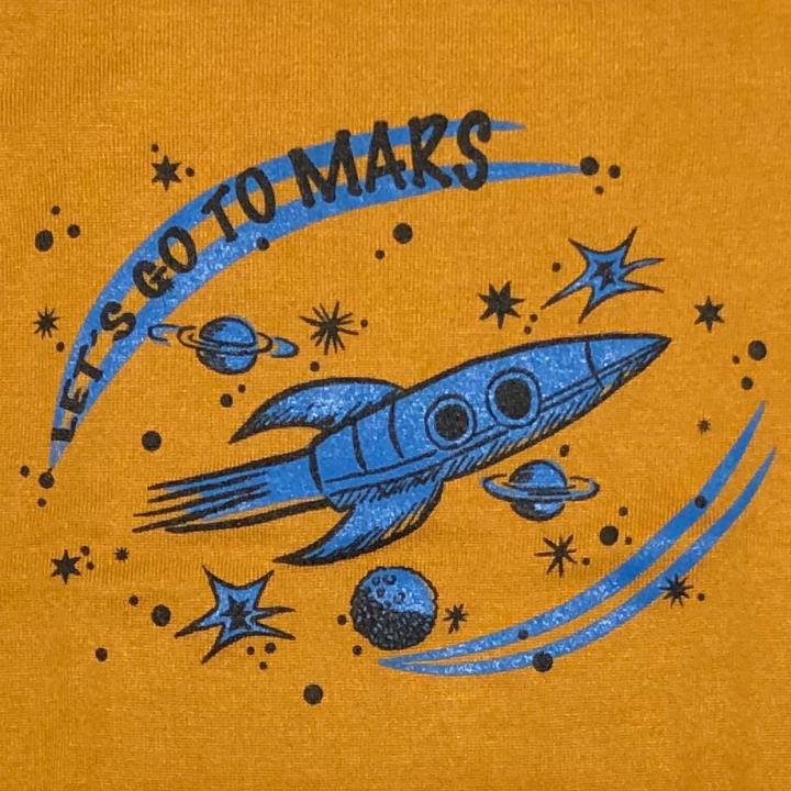 LET'S GO TO MARS – H/S SWEATERの商品画像5