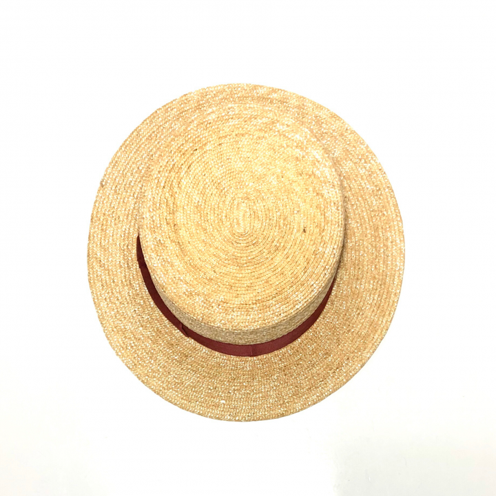 KISSING – BOATER HAT / NATURALの商品画像4